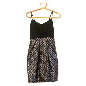 NWT Bebe Criss Cross Dress